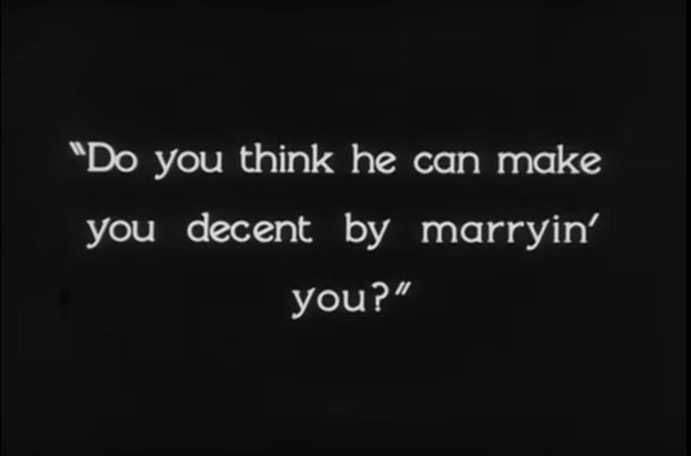 docks of new york intertitle