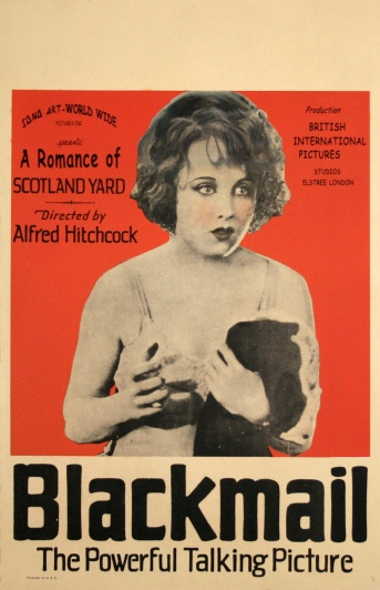 blackmail poster 1