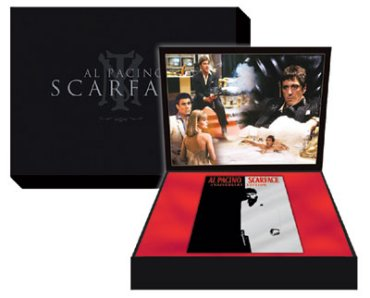 scarface dvd