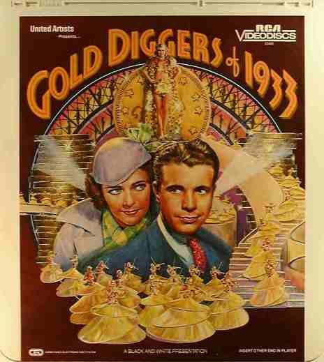 gold diggers 1933 vid