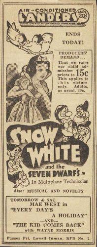 snow white poster 2