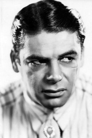 Muni as Tony Camonte in 1932