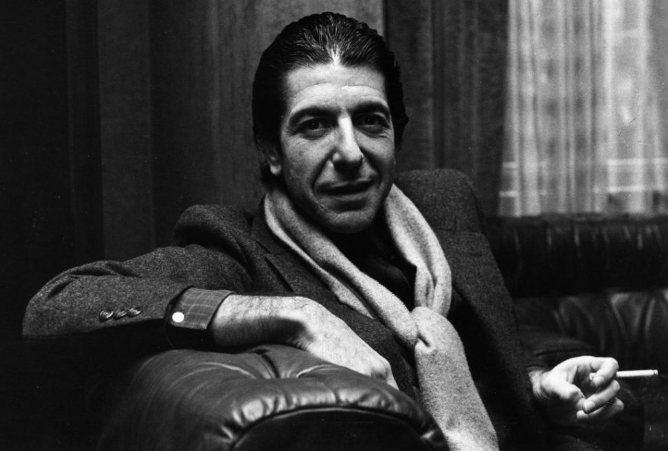 rules of the game leonard cohen