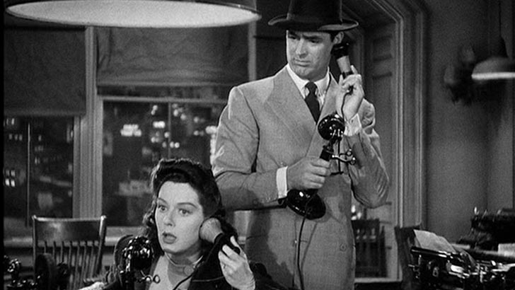 his girl friday pic 1