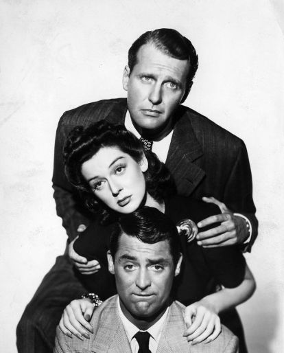 his girl friday publicity