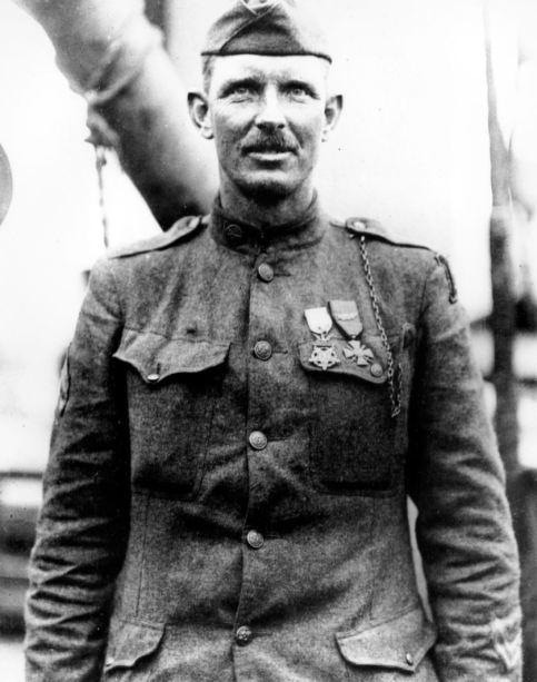 sergeant york alvin
