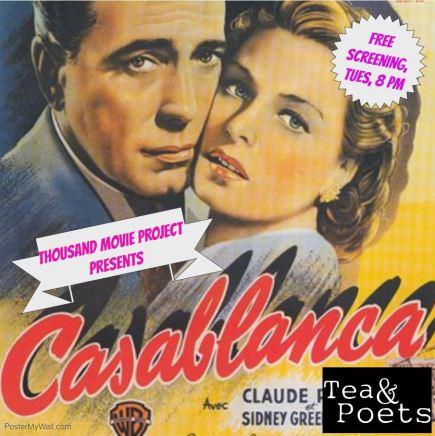 casablanca flyer
