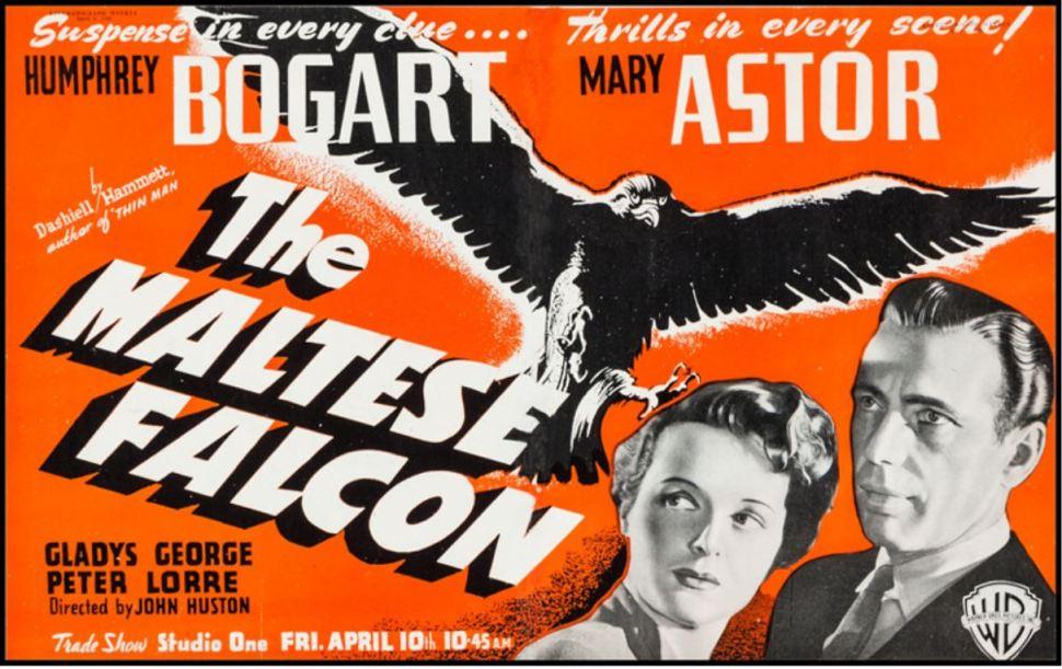 maltese falcon def