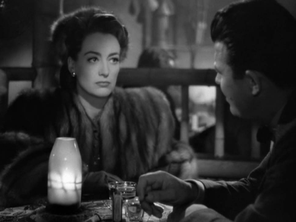 mildred pierce shadow
